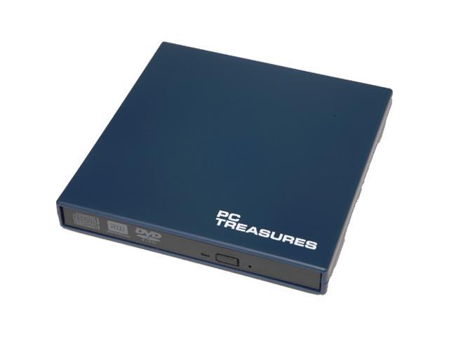 PC TREASURES USB External DVD/RW DRIVE Model 07189
