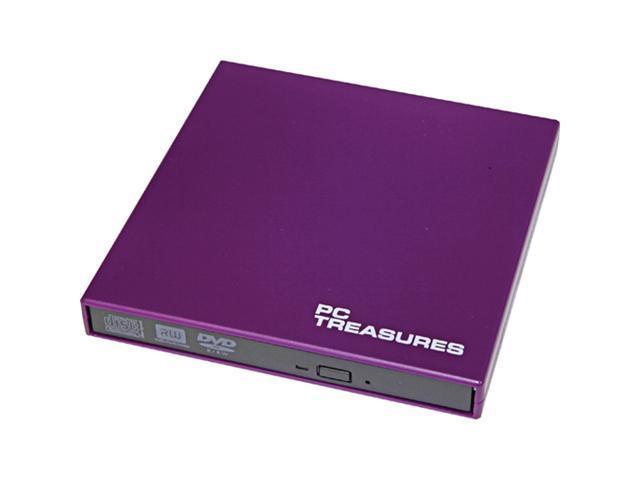 PC TREASURES USB External DVD/RW DRIVE Model 07064