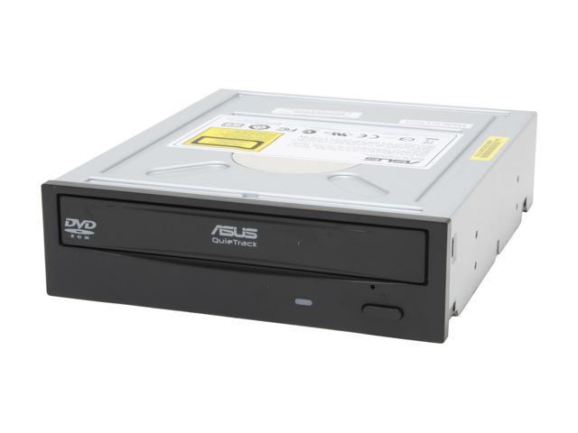 ASUS Black 16X DVD-ROM 48X CD-ROM SATA DVD-ROM Drive Model DVD-E616A3T