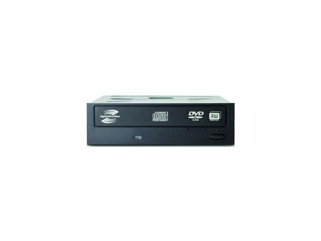 HP Half-Height 16x DVD-RW Optical Drive Black SATA Model 447328-B21