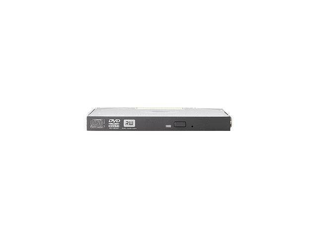 HP DL360G6 Slimline 12.7mm DVD-RW Optical Drive Black SATA Model 532068-B21