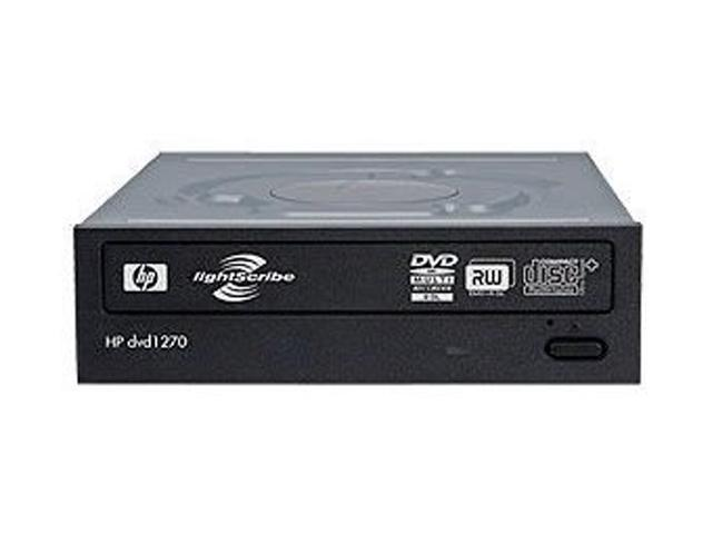 HP 24X SATA Multiformat DVD Writer SATA Model HP1270I/1270VI LightScribe Support
