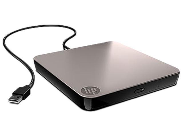 HP USB 2.0 External DVD-Writer Model A2U57UT#ABA