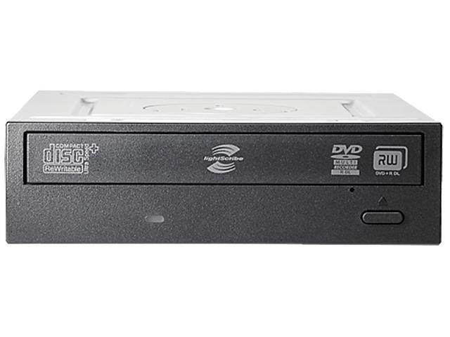 HP DVD Burner Black SATA Model QS208AA