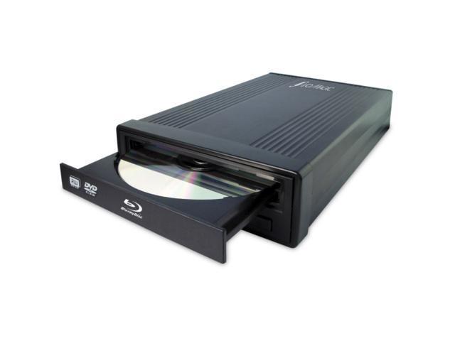 I/O MAGIC USB 2.0 Blu-ray Burner Model IBD1E