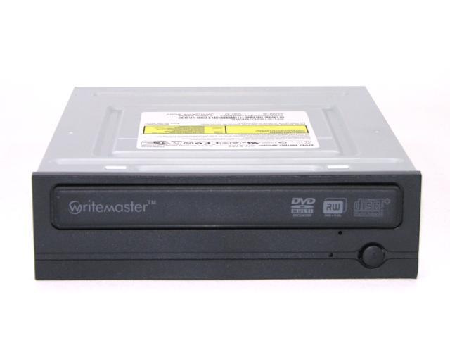 SAMSUNG Black 18X DVD+R 8X DVD+RW 8X DVD+R DL 18X DVD-R 6X DVD-RW 12X DVD-RAM 16X DVD-ROM 48X CD-R 32X CD-RW 48X CD-ROM 2M Cache E-IDE/ATAPI DVD Burner - OEM