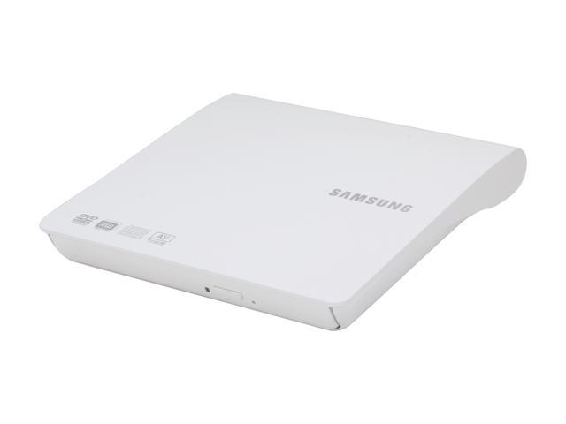 SAMSUNG USB 2.0 Slim External 8X DVD Writer Model SE-208DB/TSWS