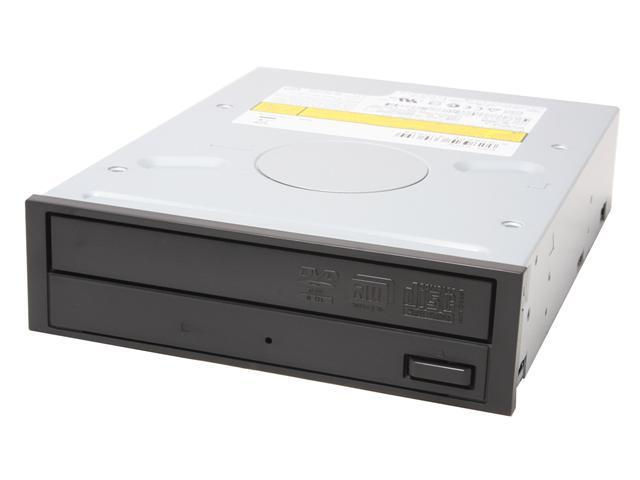 NEC Black 16X DVD+R 8X DVD+RW 8X DVD+R DL 16X DVD-R 6X DVD-RW 16X DVD-ROM 48X CD-R 32X CD-RW 48X CD-ROM 2M Cache IDE/ATAPI DVD Burner - OEM