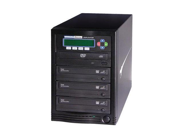 Kanguru 1 to 3 CD/DVD Duplicator Model U2-DVDDUPE-S3