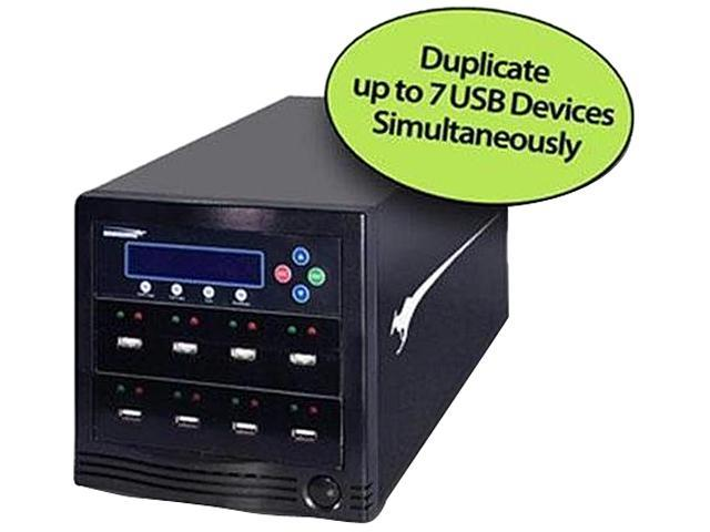 Kanguru 1 to 7 USB Duplicator Model U2D2-7