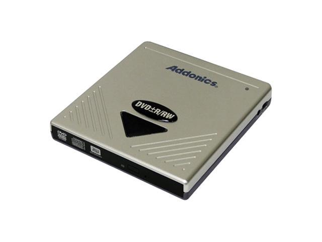 Addonics USB 2.0 / eSATA Pocket DVD-RRW Model AEPDRRWUE
