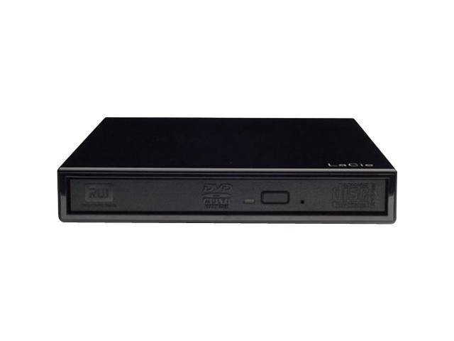 LACIE USB 2.0 External Slim DVD Burner Model 301910