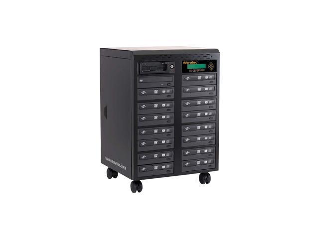 Aleratec 1 to 15 CD/DVD Duplicator LightScribe Support Model 260178