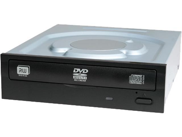 Generic 24X DVD/CD Re-Writer Drive Black Model CD-144-101