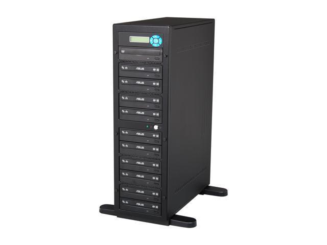 ILY 1 to 10 DVD/CDDuplicator Model D10-ETNE  CD/DVD Duplicator