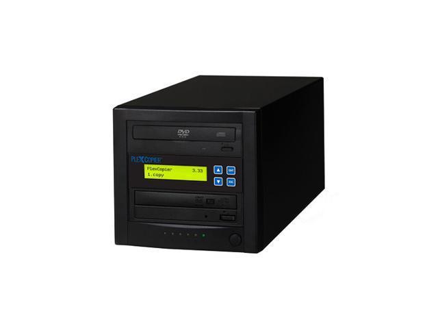 PlexCopier 24X SATA 1 to 1 CD DVD duplicator Burner Writer Standalone Copier Tower