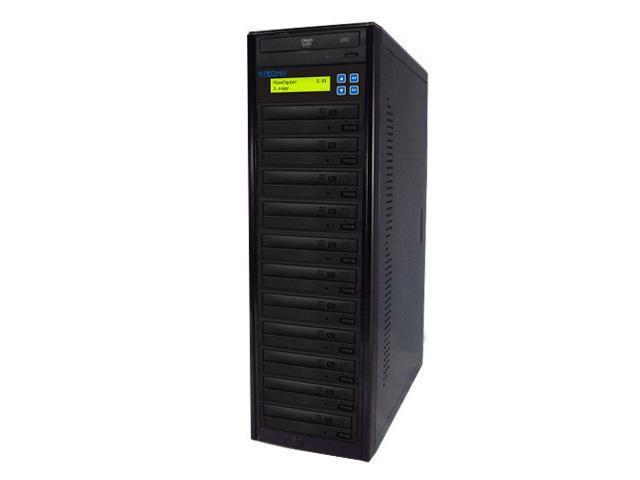 PlexCopier 24X SATA 1 to 11 CD DVD duplicator Burner Writer Standalone Copier Tower