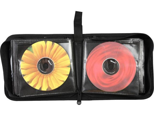 Sentry CD036 36 CD DVD Wallet Holder