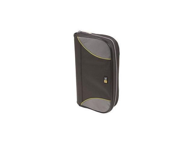 Case Logic CSW-72 BLACK 72 Capacity CD Wallet