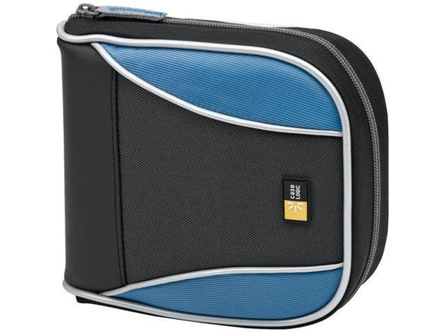 Case Logic CSW-32 BLUE 32 Capacity CD Wallet