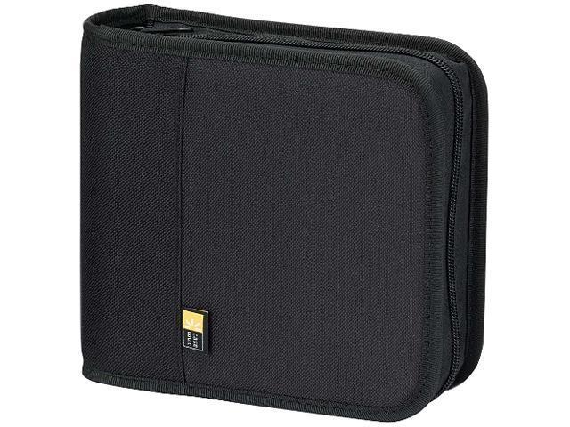 Case Logic BNB-24 24 Capacity Nylon CD / DVD Binder