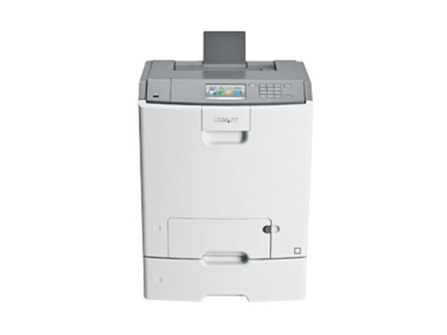 Lexmark C748DTE (41H0100) Duplex 2400 dpi x 600 dpi wireless/USB color Laser Printer