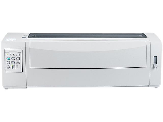 Lexmark Forms Printer 2591+  / Monochrome 24-Pin Dot Matrix