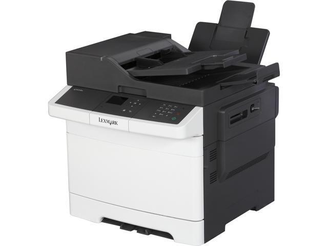 Lexmark CX310N Color Multifunction Laser Printer