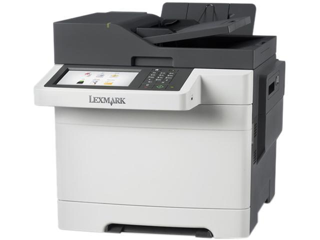 Lexmark CX510DHE Color Multifunction Laser Printer