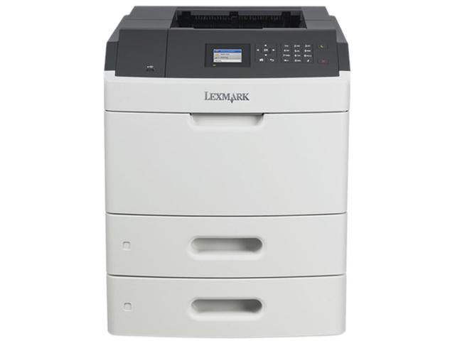 Lexmark MS811dtn 1200 x 1200 dpi USB/Ethernet Duplex Workgroup Monochrome Laser Printer