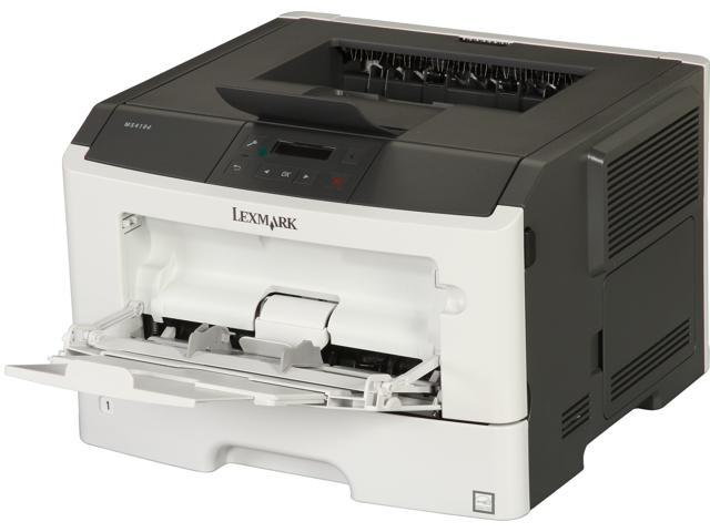 Lexmark MS410D Monochrome Laser Printer