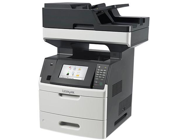 Lexmark MX710de MFC / All-In-One Monochrome Laser Printer