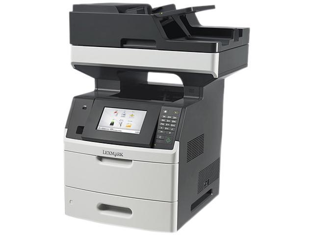 Lexmark MX710dhe MFC / All-In-One Monochrome Laser Printer