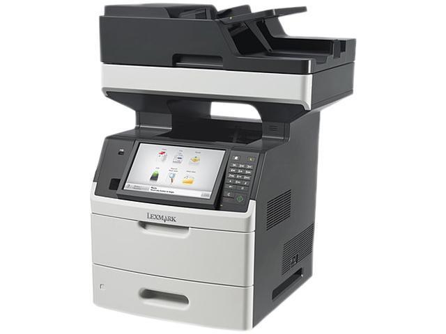 Lexmark MX711DE Monochrome Multifunction Laser Printer