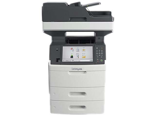 Lexmark MX711dthe MFC / All-In-One Monochrome Laser Printer