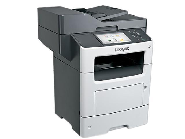 Lexmark MX610de MFC / All-In-One Monochrome Laser Printer
