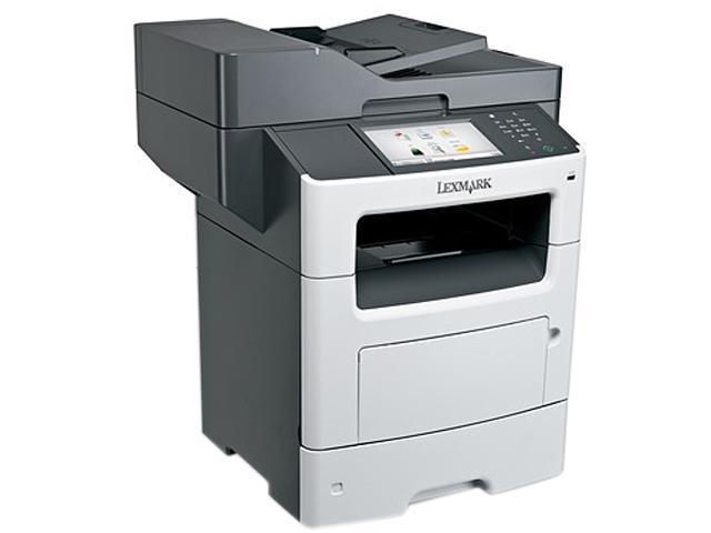 Lexmark MX611DE Monochrome Multifunction Laser Printer