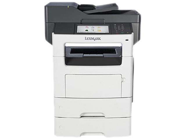 Lexmark MX611dte MFC / All-In-One Monochrome Laser Printer