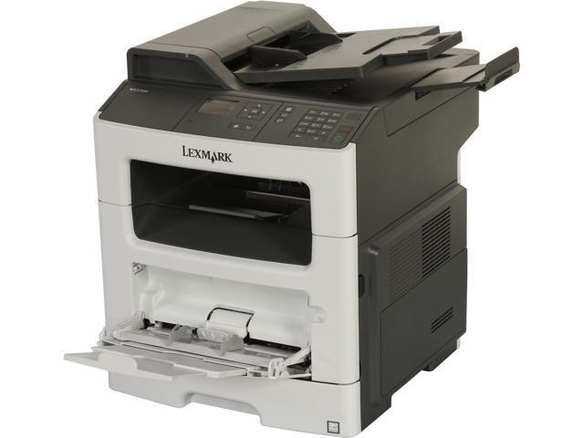 Lexmark MX310dn (35S5700) Up to 35 ppm 1200 x 1200 dpi USB/Ethernet Monochrome Duplex Laser Printer