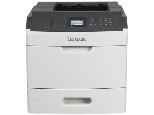 Lexmark MS811DN 1200 x 1200 dpi USB/Ethernet Duplex Monochrome Laser Printer