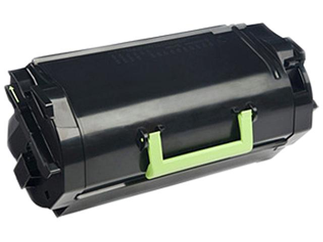 LEXMARK 62D0HA0 620HA 25K Toner Cartridge Black