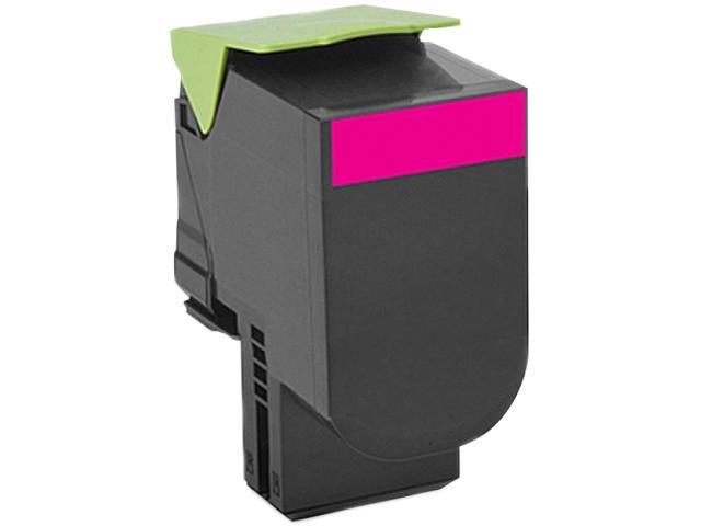LEXMARK 70C0H30 700H3 High Yield Toner Cartridge Magenta