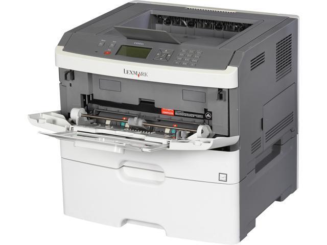 LEXMARK E460DN 4513-630 Workgroup Monochrome Laser Printer without Toner