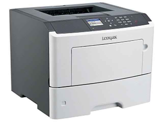 Lexmark MS610 MS610DN Plain Paper Print Up to 50 ppm Monochrome Laser Printer