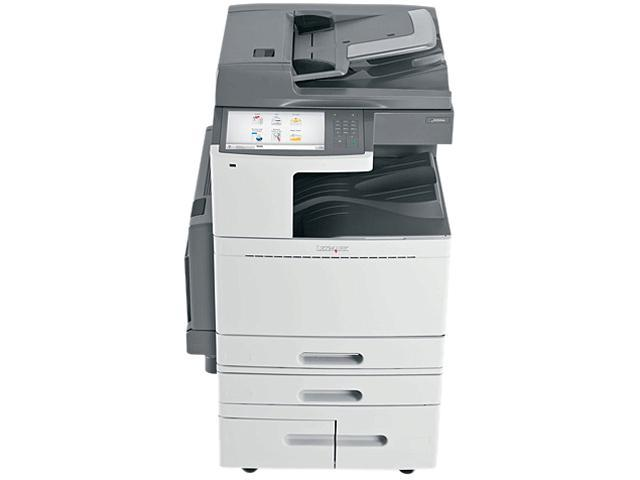 LEXMARK 22ZT190 MFP Up to 55 ppm 1200 x 1200 dpi Color Print Quality Color TAA Compliant LED Printer