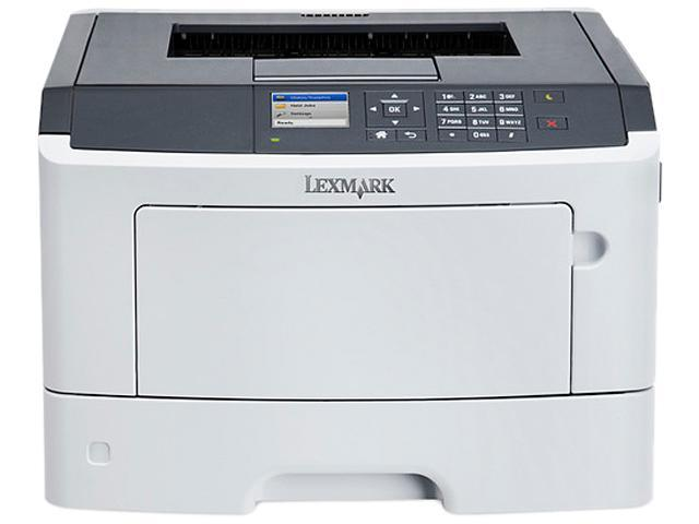 LEXMARK 35ST312 Monochrome MS510dn Laser Printer Army PEO Bundle (TAA Compliant)