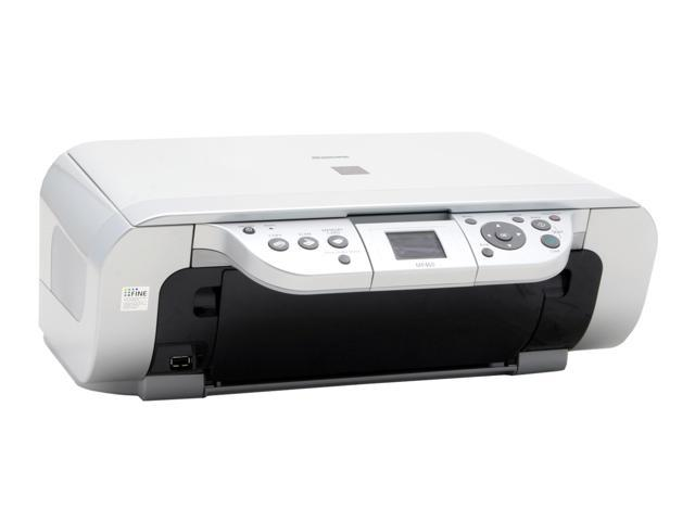 Canon PIXMA MP460 1449B002 Up to 22 ppm Black Print Speed 4800 x 1200 dpi Color Print Quality Bubble Jet MFC / All-In-One Color Printer