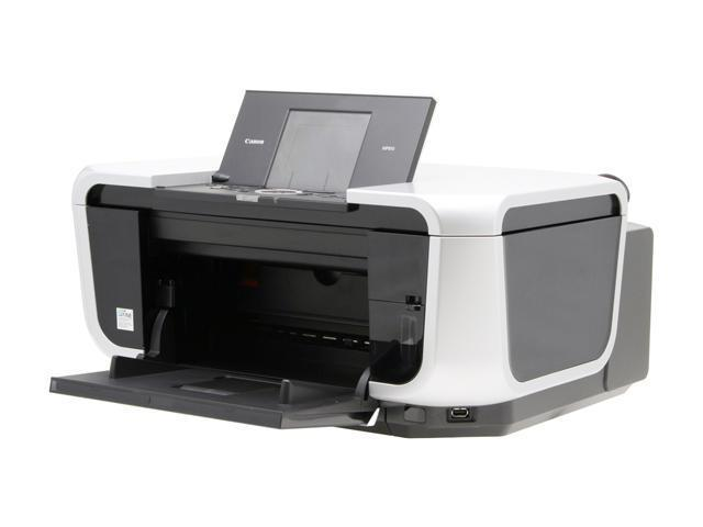 Canon PIXMA MP810 1453B002 Up to 31 ppm Black Print Speed 9600 x 2400 dpi Color Print Quality Bubble Jet MFC / All-In-One Color Printer