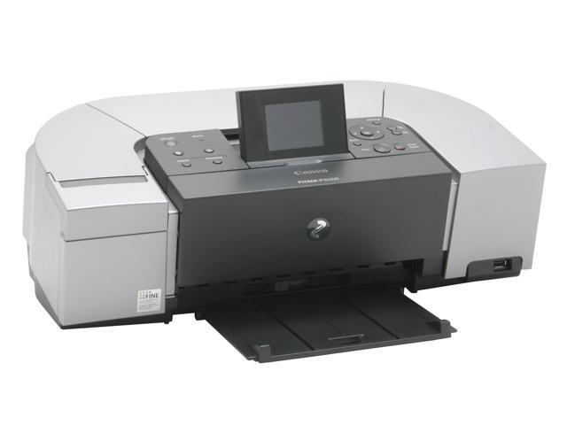 Canon PIXMA iP6220D 0011B001 4800 x 1200 dpi Color Print Quality InkJet Photo Color Printer
