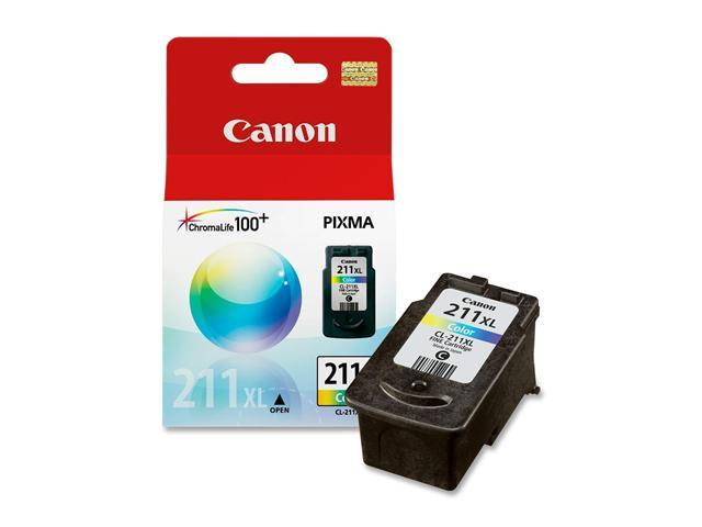 Canon CL-211XL (2975B001) Ink Cartridge Color